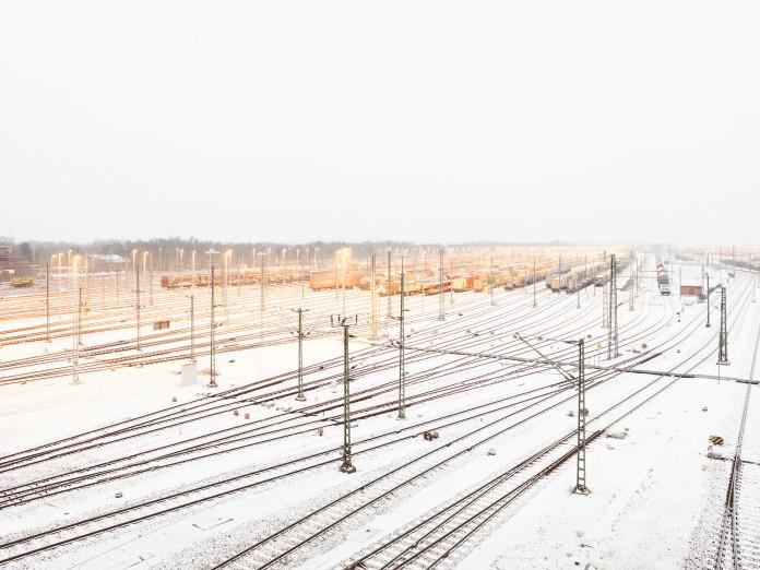 Maschen rail yard, Germany