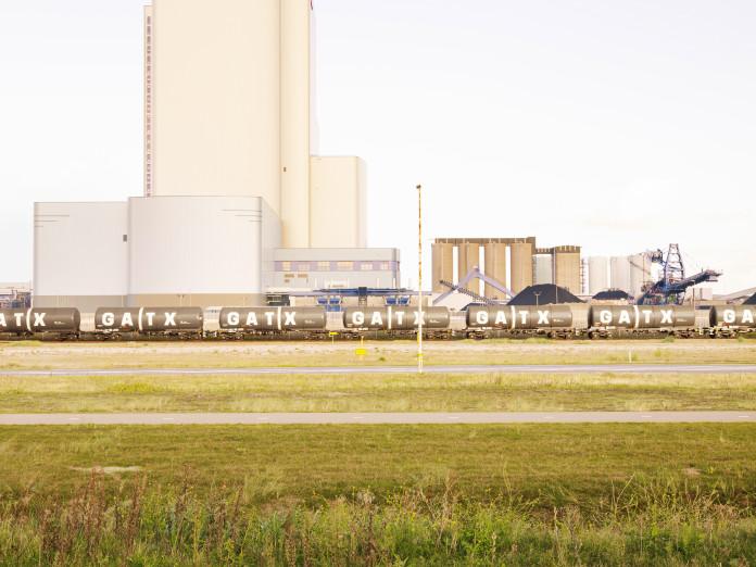 Coal power plant, Rotterdam Harbor, Netherlands