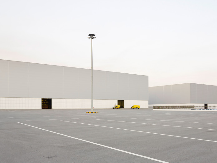 Warehouse in Vilarreal, Spain