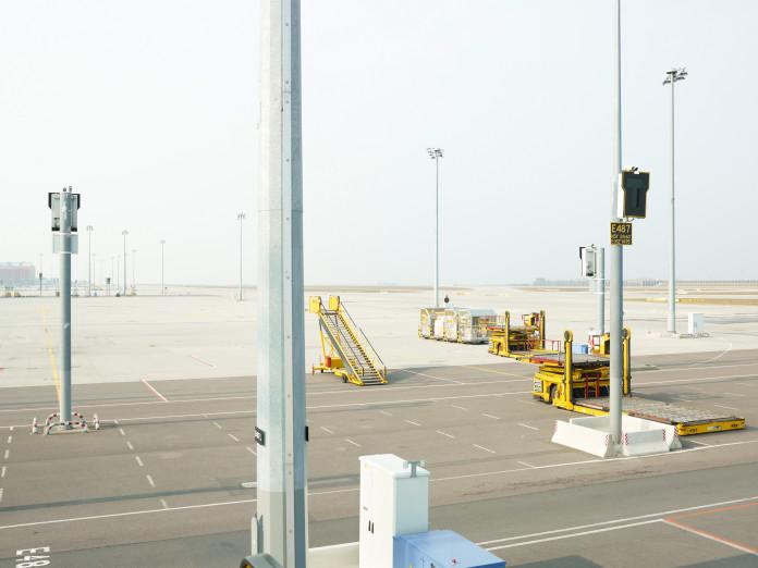 Frachtflughafen Leipzig, Deutschland