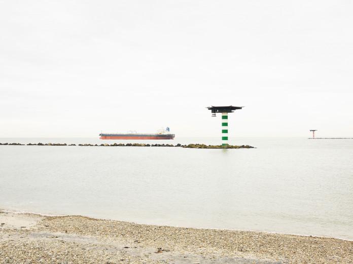 Hafenmündung Rotterdam, Niederlande