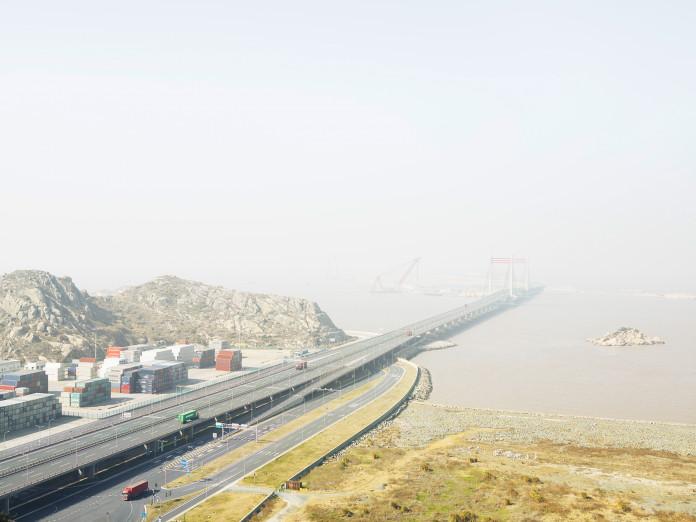 Donghai-Brücke, China